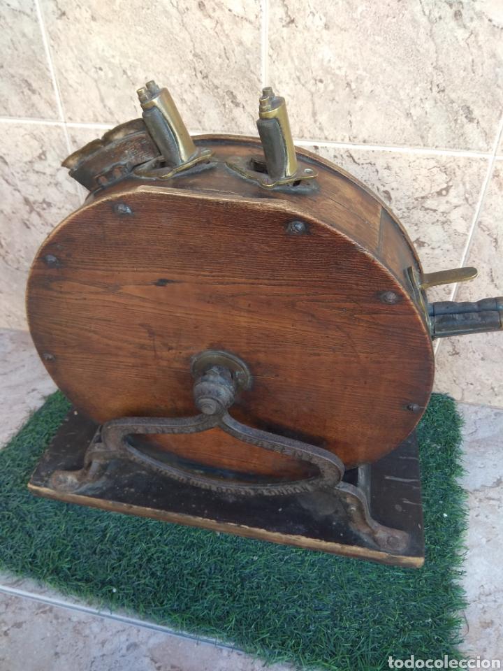 Antigüedades: Espectacular Afilador de Cuchillos Inglés Kents XIX - Foto 18 - 145356336