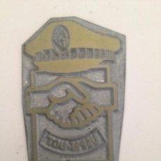 Antigüedades: U.G.T. MIDE 42X30 MM. Lote 145397762