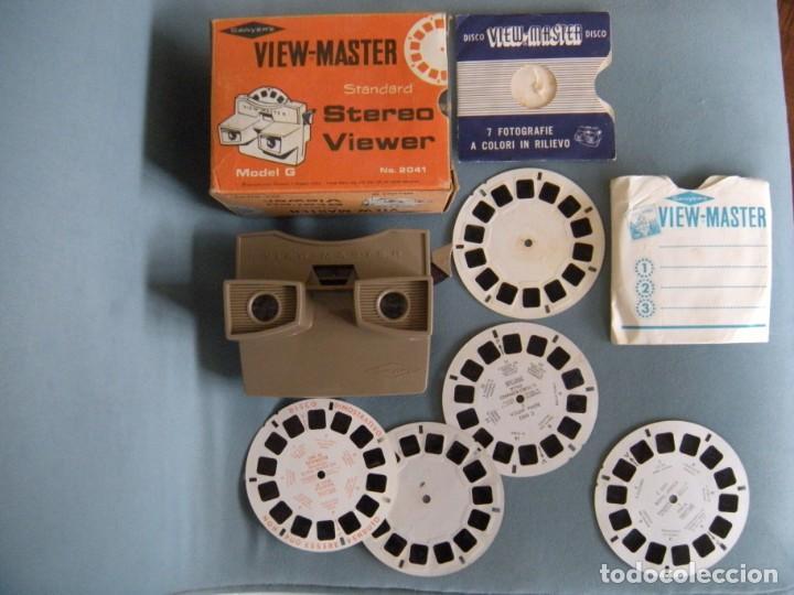 Antigüedades: VIEW MASTER - Foto 2 - 145431914