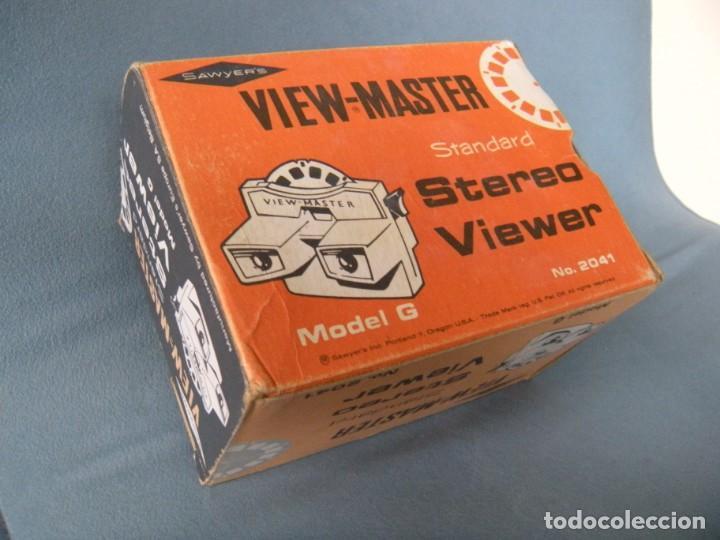 Antigüedades: VIEW MASTER - Foto 4 - 145431914