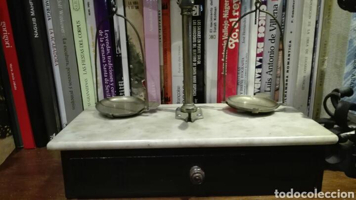 Antigüedades: Peso de joyero - Foto 3 - 145561969