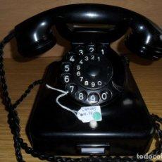 Teléfonos: TELÉFONO DE BAQUELITA EN PERFECTO ESTADO. Lote 145710838