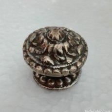 Antigüedades: POMO BRONCE DORADO - TIRADOR ANTIGUO. Lote 145715742