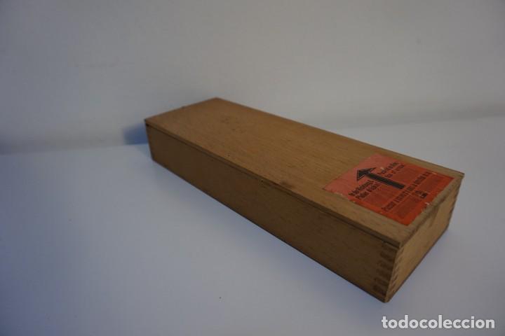 Antigüedades: MICROSCOPIO. COLECCIÓN DE 39 PREPARACIONES MICROSCÓPICAS PROFESIONALES BRITÁNICAS c.1950 - Foto 2 - 145890506