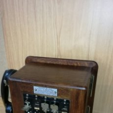 Teléfonos: CENTRALITA TELEFÓNICA FRANCESA DE LOS AÑOS 50. Lote 146058456