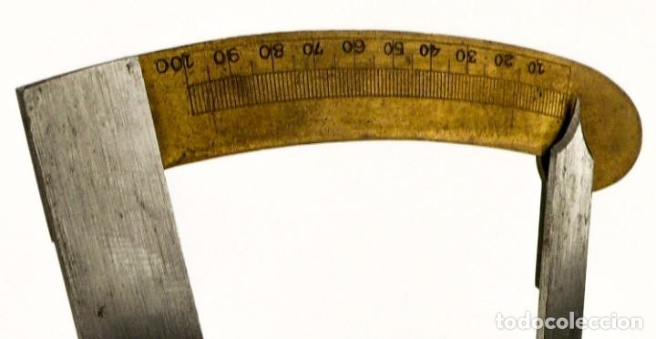 Antigüedades: Diamond weight gauge - calibrador de diamantes o Disen- Ca.1930-40 - Foto 5 - 146158398