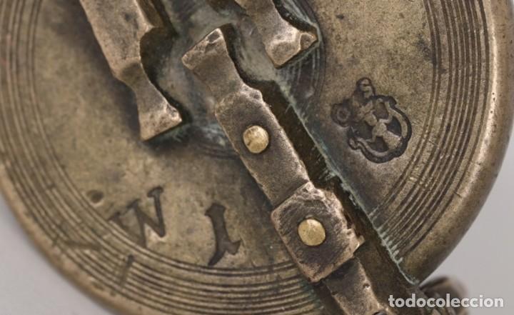 Antigüedades: PONDERAL DEL SIGLO 18 100%ORIGINAL - Foto 3 - 146201822