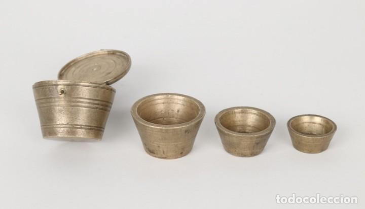 Antigüedades: PONDERAL DEL SIGLO 18 100%ORIGINAL - Foto 5 - 146201822