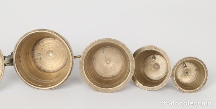 Antigüedades: PONDERAL DEL SIGLO 18 100%ORIGINAL - Foto 6 - 146201822