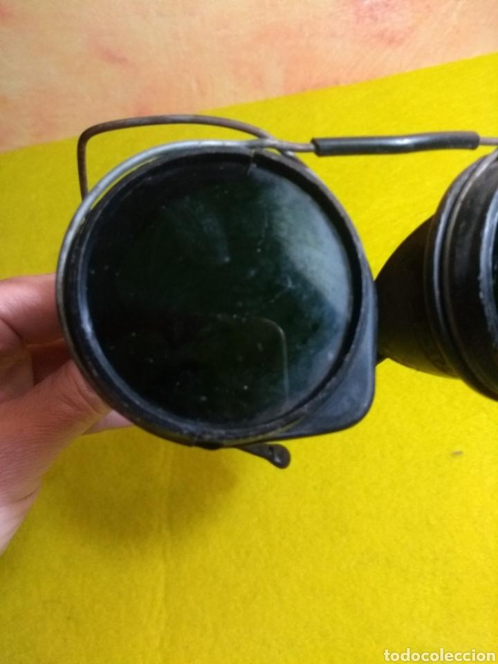 Antigüedades: Antiguas gafas de soldar - Foto 3 - 146261793
