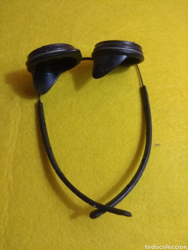Antigüedades: Antiguas gafas de soldar - Foto 4 - 146261793