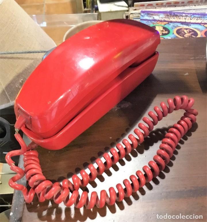 TELÉFONO ANTIGUO TIPO GÓNDOLA (Antigüedades - Técnicas - Teléfonos Antiguos)