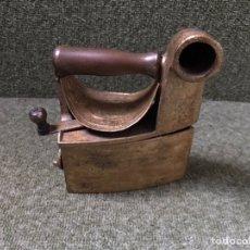 Antiguidades: PLANCHA COBRE (MONDRAGON). Lote 146605816