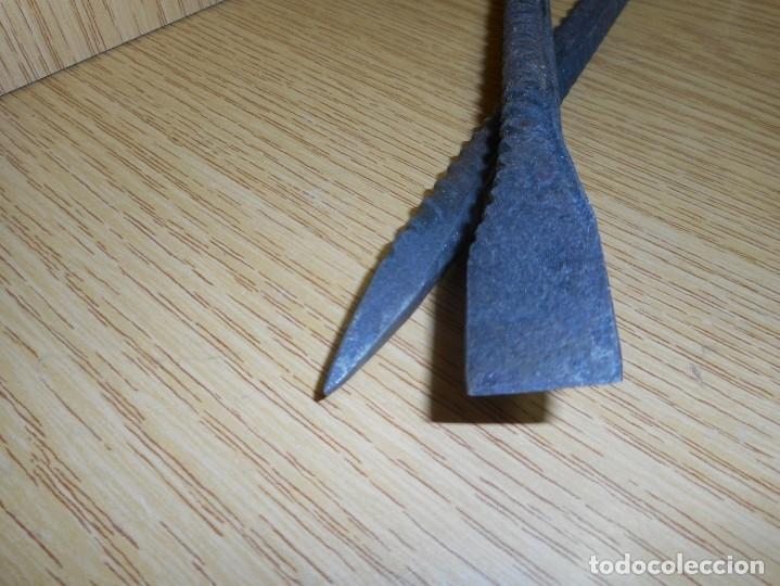 Antigüedades: Cincel y puntero - Foto 3 - 146701982