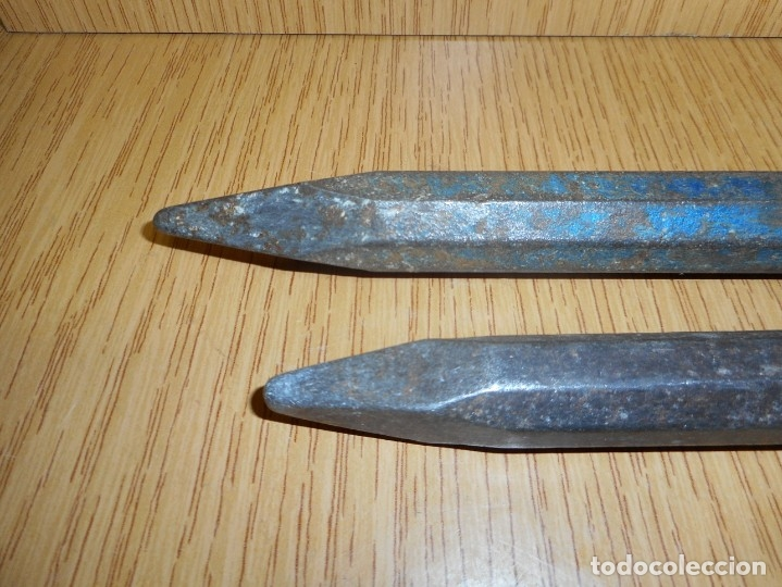 Antigüedades: Pareja de punteros - Foto 2 - 146702258