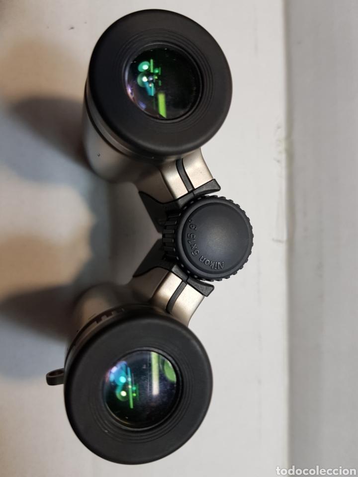 Antigüedades: Prismáticos compact Nikkon Titanio 5x15 - Foto 4 - 146718276