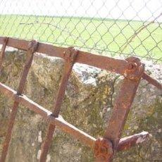 Antigüedades: GRAN REJA DE VENTANA DEL S. XVII REALIZADA EN FORJA.. Lote 146829874