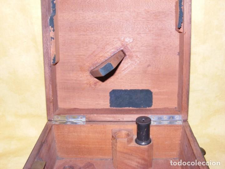 Antigüedades: SEXTANTE ANTIGUO - Foto 17 - 146968582