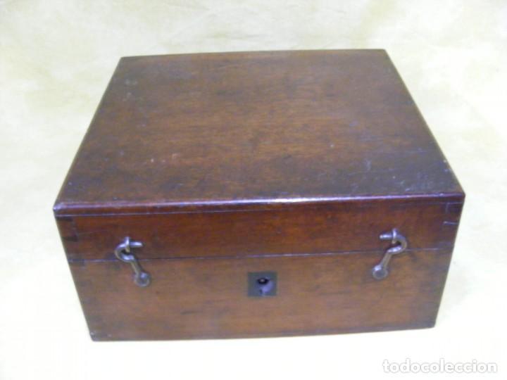 Antigüedades: SEXTANTE ANTIGUO - Foto 18 - 146968582