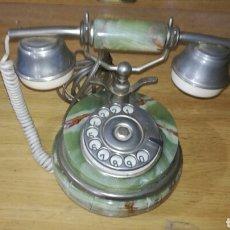 Teléfonos: TELÉFONO DE MÁRMOL MUY BONITO. Lote 146977660