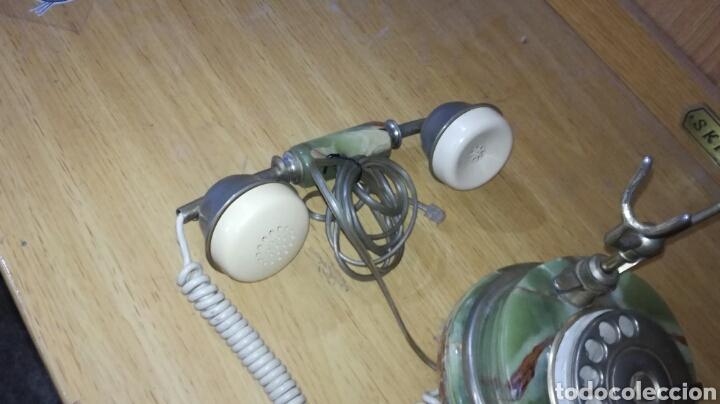 Teléfonos: Teléfono de mármol muy bonito - Foto 2 - 146977660