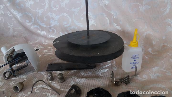 Antiquitäten: Gran lote de herramientas y accesorios de costura - Foto 5 - 146991462