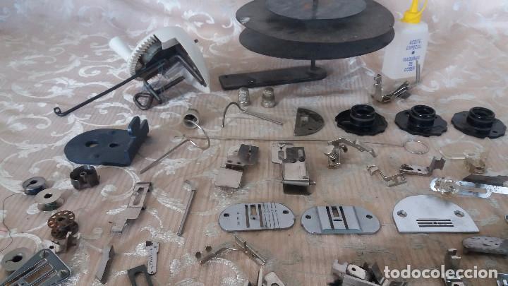 Antiquitäten: Gran lote de herramientas y accesorios de costura - Foto 6 - 146991462