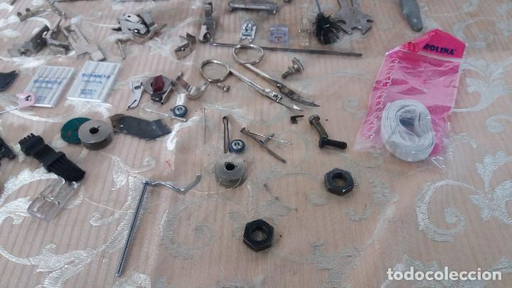 Antiquitäten: Gran lote de herramientas y accesorios de costura - Foto 9 - 146991462