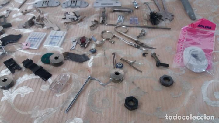 Antiquitäten: Gran lote de herramientas y accesorios de costura - Foto 12 - 146991462