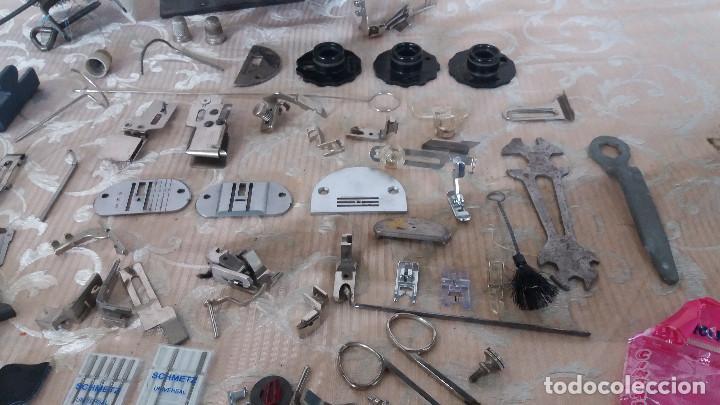 Antiquitäten: Gran lote de herramientas y accesorios de costura - Foto 14 - 146991462