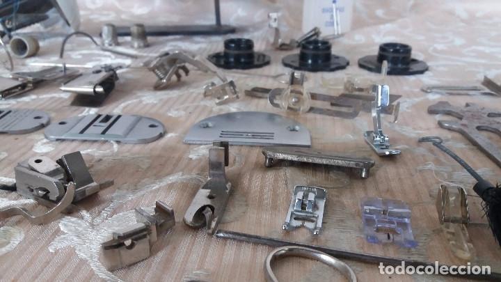 Antiquitäten: Gran lote de herramientas y accesorios de costura - Foto 16 - 146991462