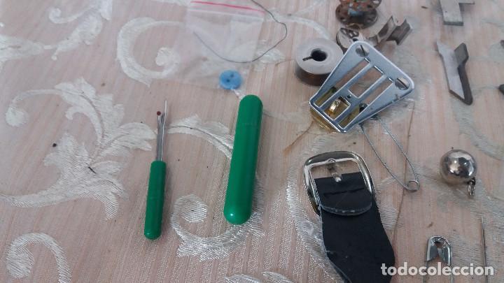 Antiquitäten: Gran lote de herramientas y accesorios de costura - Foto 17 - 146991462