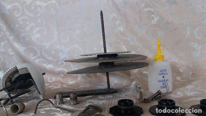 Antiquitäten: Gran lote de herramientas y accesorios de costura - Foto 20 - 146991462