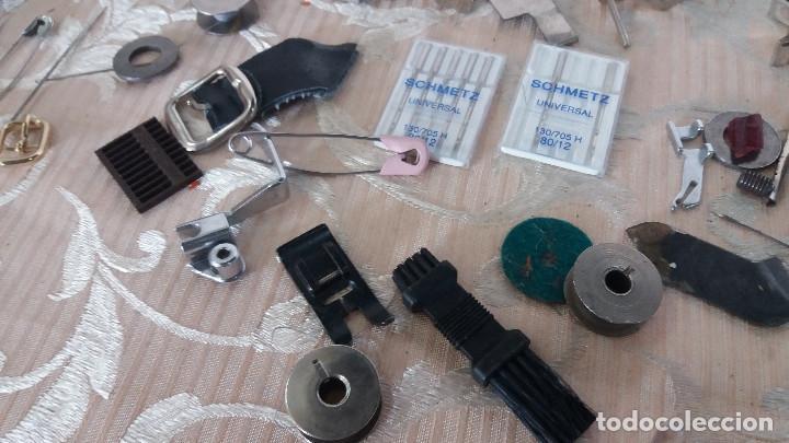 Antiquitäten: Gran lote de herramientas y accesorios de costura - Foto 21 - 146991462