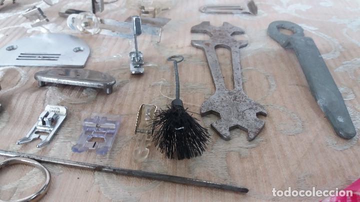 Antiquitäten: Gran lote de herramientas y accesorios de costura - Foto 22 - 146991462