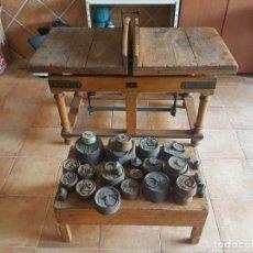 Antigüedades: BALANZA. Lote 147135126