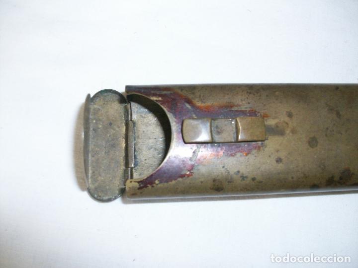 Antigüedades: ANTIGUAS GAFAS-EN SU ESTUCHE ORIGINAL-MARCA BREVETE - Foto 5 - 147141374