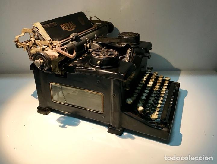 Antigüedades: Antigua máquina de escribir Royal, Trust mecanográfico de Madrid. 1923-24 aprox. - Foto 3 - 147318354
