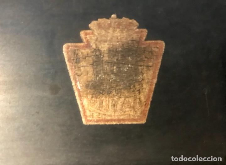 Antigüedades: Antigua máquina de escribir Royal, Trust mecanográfico de Madrid. 1923-24 aprox. - Foto 5 - 147318354