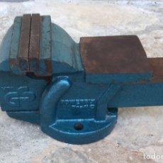 Antigüedades: GRAN TORNILLO DE APRIETE PARA BANCO POWERFIX VPA GS. Lote 147345266