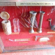 Antigüedades: ANTIGUA DIAGNOSIS MEDICA. Lote 147388770