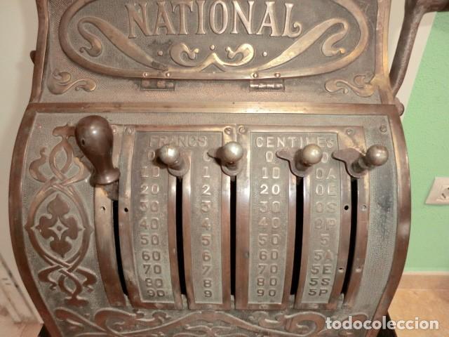 Antigüedades: CAJA REGISTRADORA NATIONAL - Foto 2 - 147484958