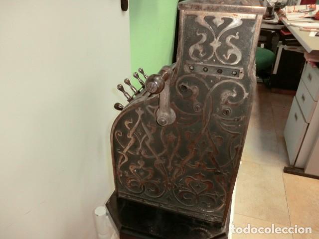 Antigüedades: CAJA REGISTRADORA NATIONAL - Foto 4 - 147484958