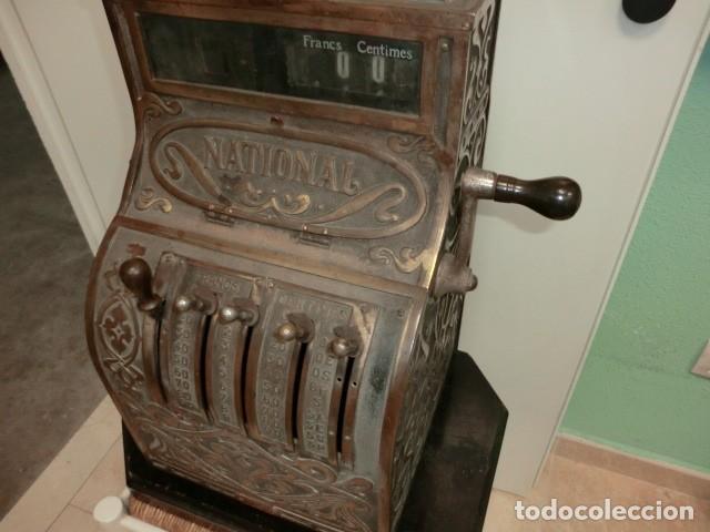Antigüedades: CAJA REGISTRADORA NATIONAL - Foto 5 - 147484958