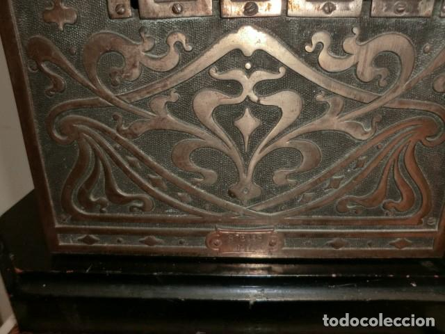 Antigüedades: CAJA REGISTRADORA NATIONAL - Foto 6 - 147484958