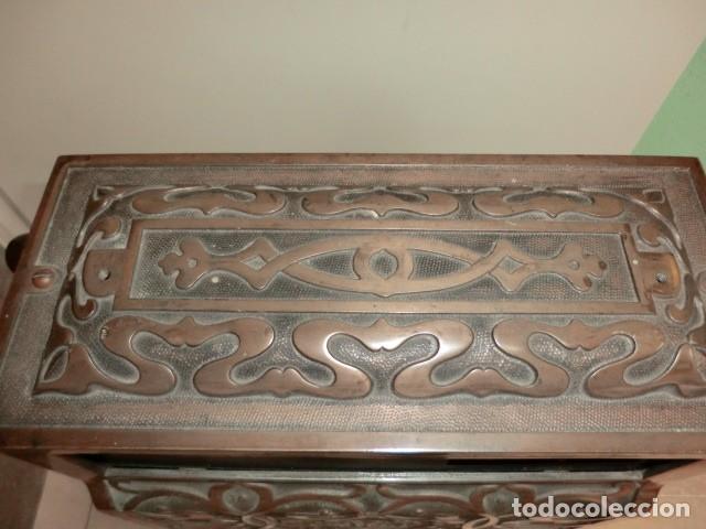 Antigüedades: CAJA REGISTRADORA NATIONAL - Foto 7 - 147484958