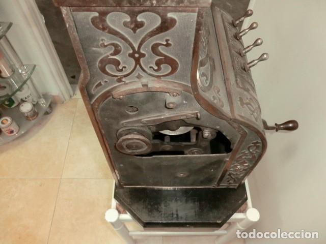 Antigüedades: CAJA REGISTRADORA NATIONAL - Foto 8 - 147484958