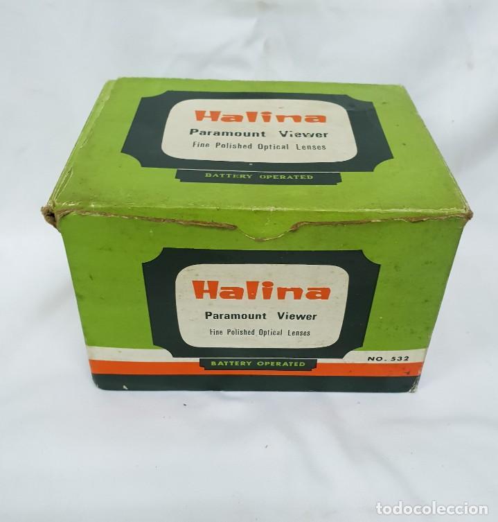 Antigüedades: visor diapositivas Halina - Foto 7 - 147534390