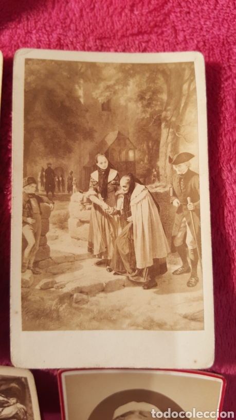 Antigüedades: ANTIGUO VISOR DE VISTAS PORTÁTIL - Foto 13 - 147626222