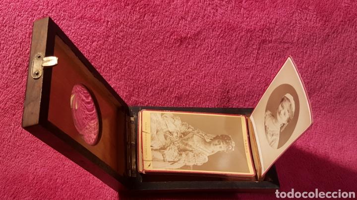 Antigüedades: ANTIGUO VISOR DE VISTAS PORTÁTIL - Foto 19 - 147626222